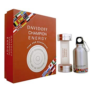 Davidoff Champion Energy 50ml EDT Gift Set