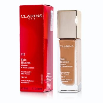 CLARINS TRUE RADIANCE FOUNDATION SPF15 30ML