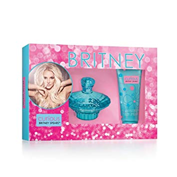 Britney Spears Curious 100ml EDP Gift Set