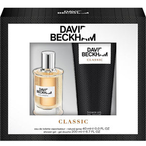 DAVID BECKHAM CLASSIC 40 ml GIFT SET