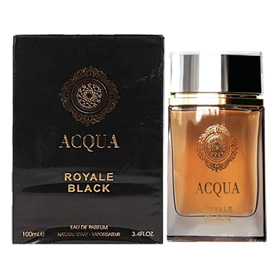 Aqua Royal Black 100ml Eau De Parfum