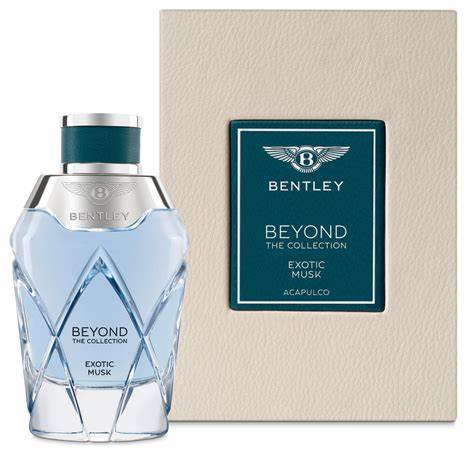 Bentley The Collection Exotic Musk Acapulco 100ml EDP
