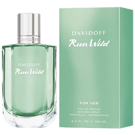 Davidoff Run Wild for Her 100ml EDP