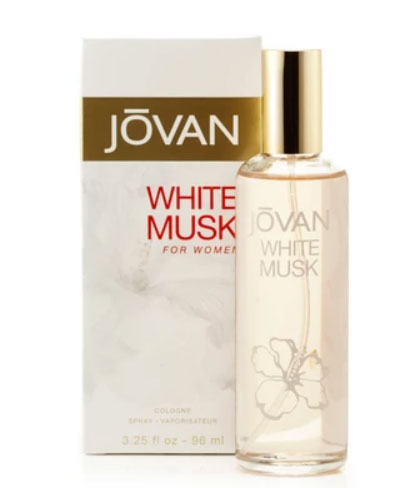 Coty Jovan White Musk 96ml EDT