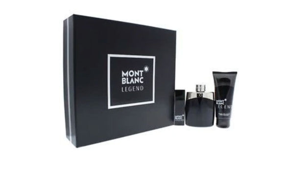 Mont Blanc Legend 100ml EDT Gift Set