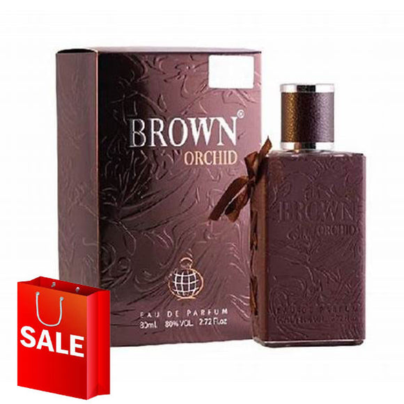 Brown Orchid  80ml EDP