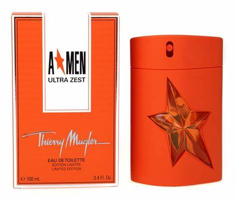 Mugler Amen Ultrazest 100ml EDT UNWRAPPED