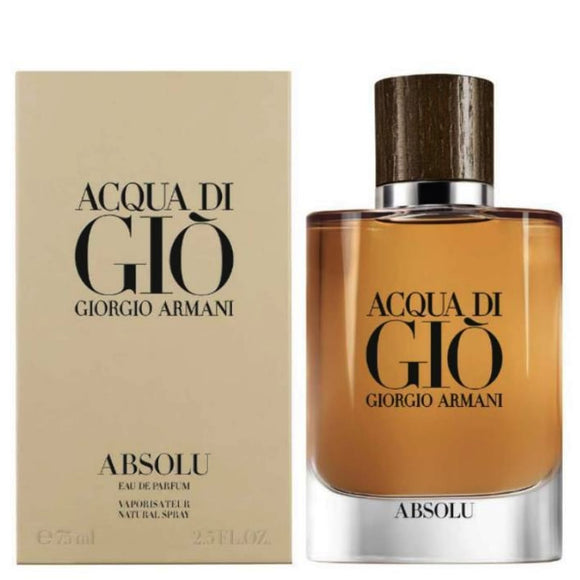 Armani Acqua di Gio Absolu 75ml EDP