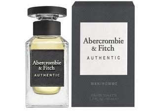 Abercrombie & Fitch Authentic Man 100ml