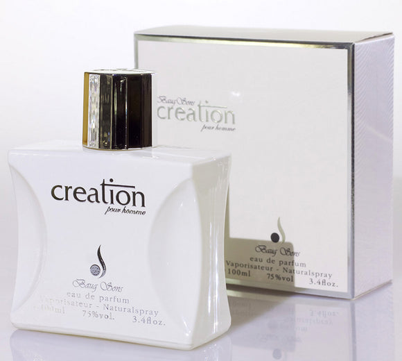 Baug Sons Creation Pour Homme (White) 100ml EDP