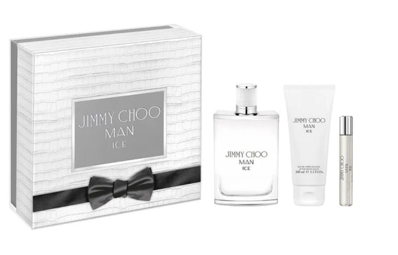 Jimmy Choo Man Ice 100ml EDT Gift Set