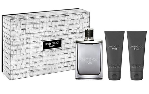 Jimmy Choo Man 100ml EDT Gift Set