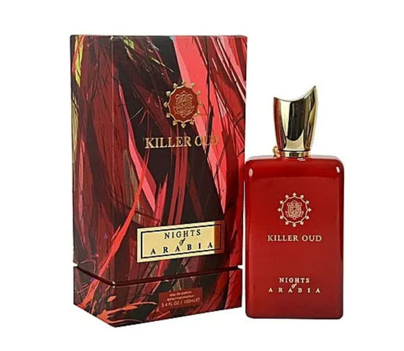Killer Oud Nights of Arabia 100ml Eau de Parfum
