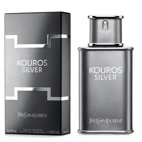 YSL Kouros Silver 100ml EDT