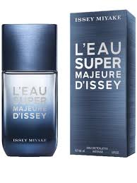 Issey Miyake L'Eau Super Majeure D' Issey 100ml EDT Intense