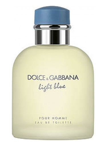 D&G Light Blue Pour Homme 125ml EDT
