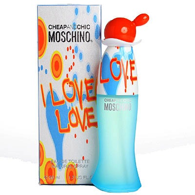 Moschino Cheap & Chic I Love Love 100ml EDT