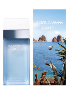 D&G Light Blue Love in Capri 100ml EDT