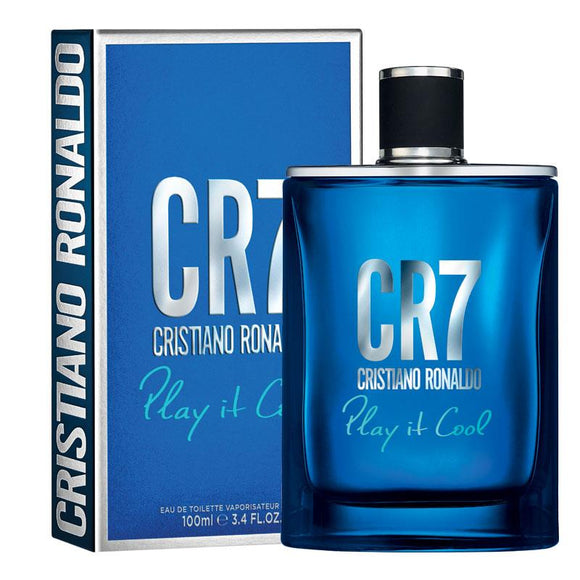 Christiano Ronaldo CR7 Play it Cool 100ml EDT