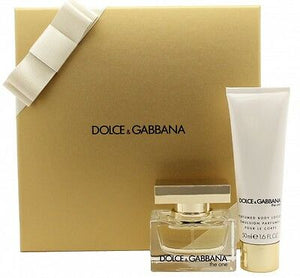 D&G The One 50ml EDP Gift Set