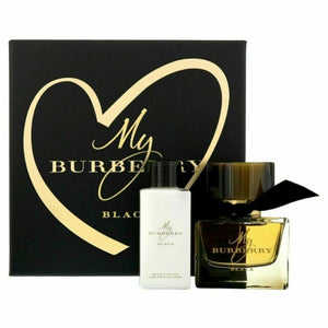 Burberry My Burberry Black  50ml EDP Gift SET