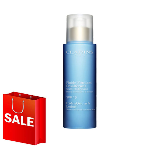 CLARINS HYDRA QUENCH LOTION SPF 15 50ML