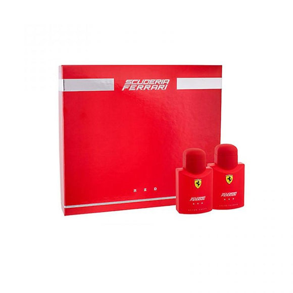 Ferrari Scuderia Racing Red 75ml EDT Gift Set