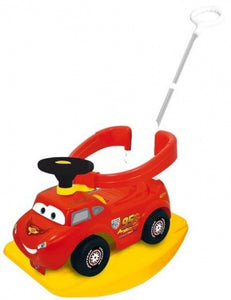 Disney Cars 4-in-1 activity racer rood
