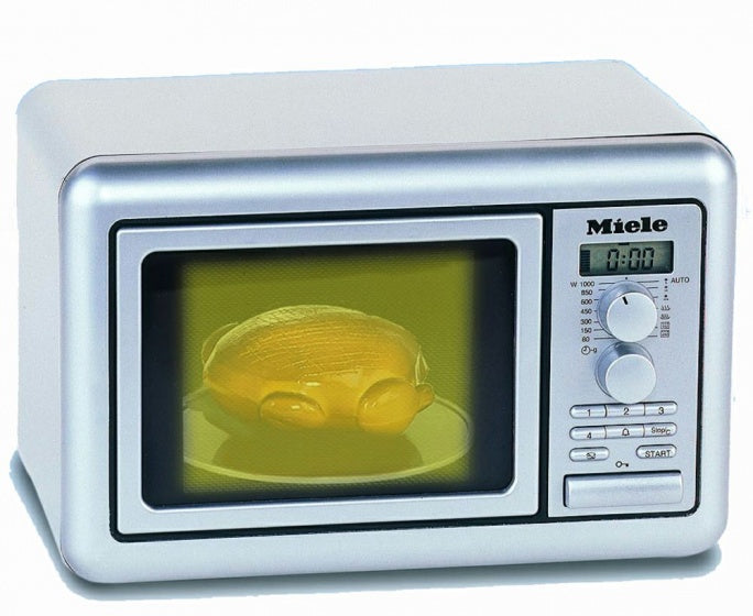 Klein Miele microwave oven