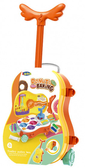 Luna Donut-Bakset Trolley Junior  29-Delig