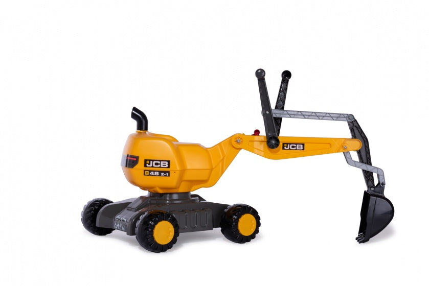 Rolly Toys Graafmachine rollydigger jcb 102 cm