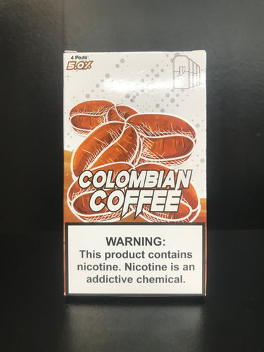 Sköl Columbian Coffee