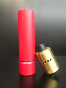 SOI-X Competition Mod Red