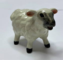 White Porcelain Sheep