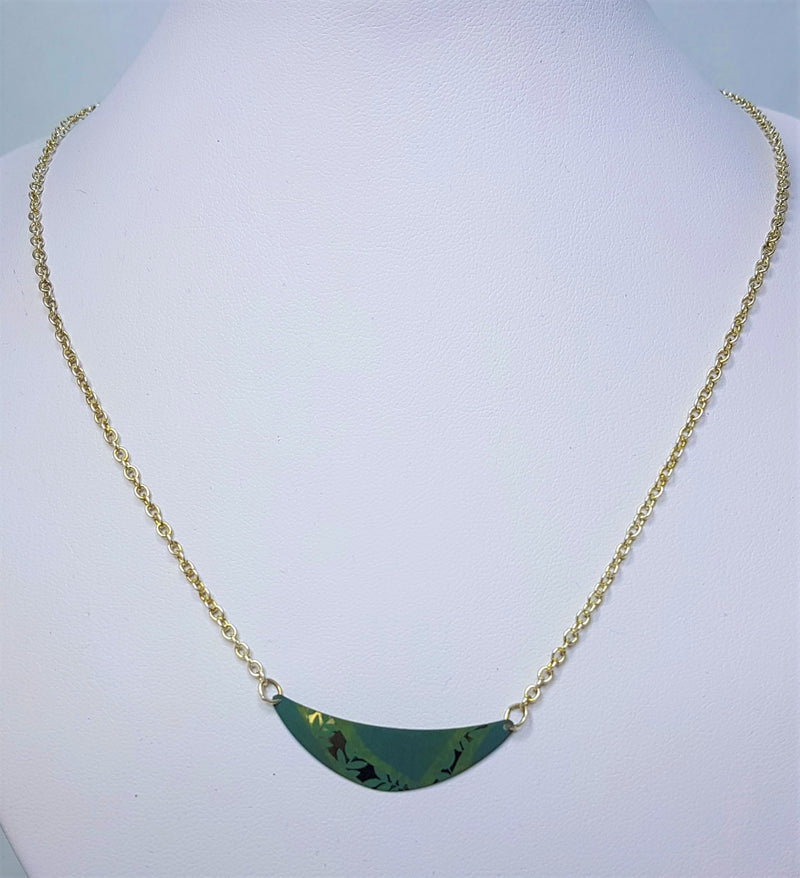 Tidal Teal Selena Necklace