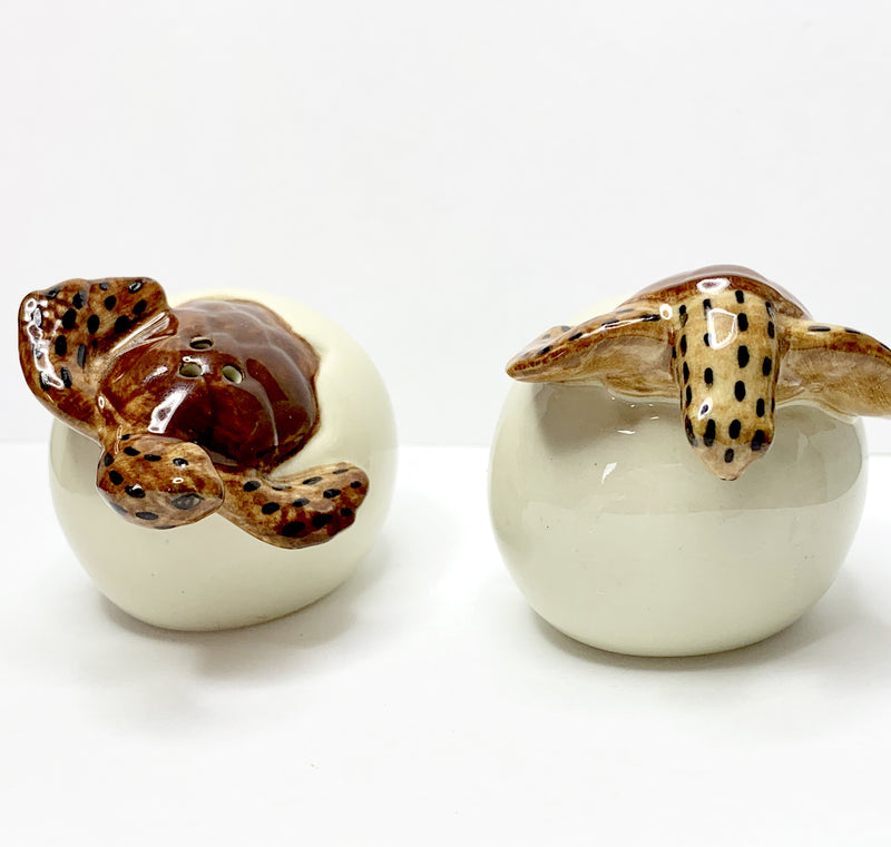 Baby Turtle Salt And Pepper Shaker