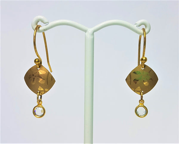 Elara Gold Earrings