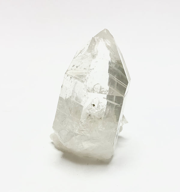 Clear Quartz Cluster Point