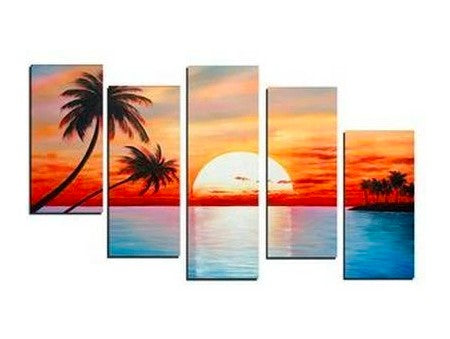 Sunrise Paintings