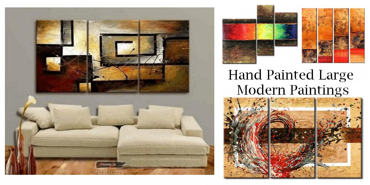 Modern Paintings for Sale, Abstract Modern Paintings, Canvas Modern Acrylic Paintings