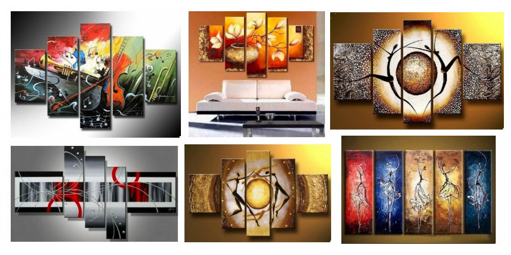 multiple canvas paintings, simple modern art, paintings for living room, contemporary wall art paintings, modern paintings for living room, abstract paintings for living room, bedroom canvas painting
