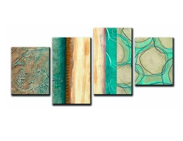 Abstract Art Painting, Extra Large Painting, Canvas Wall Art Sets, Modern Art