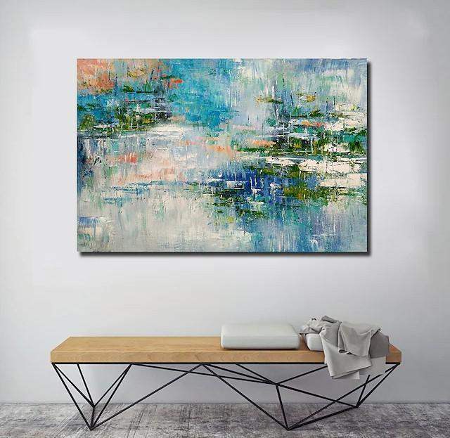 Simple Modern Art, Modern Paintings for Dining Room, Abstract Acrylic Painting, Hand Painted Wall Art, Buy Paintings Online