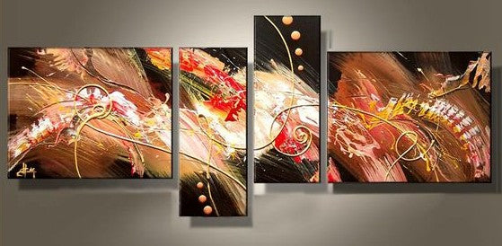 Abstract Modern Paintings, Modern Paintings for Sale, Canvas Modern Acrylic Paintings