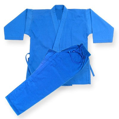 Heavy Weight Uniform (Canvas) Blue #1560