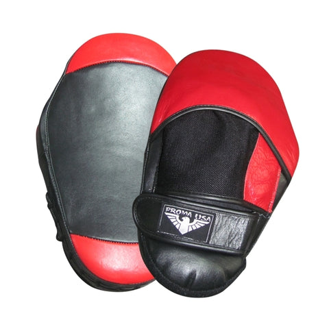 Max Punch Mitt (Red & Black) #2068