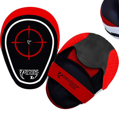Focus Pad Black / Red