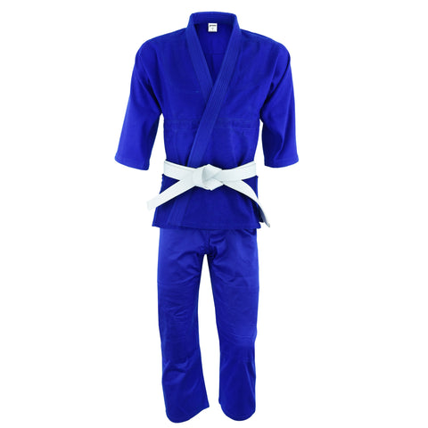 Judo Single Weave Blue #1740