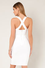 Load image into Gallery viewer, Sweetheart Neckline Thick Strap Dress Bandage Dress