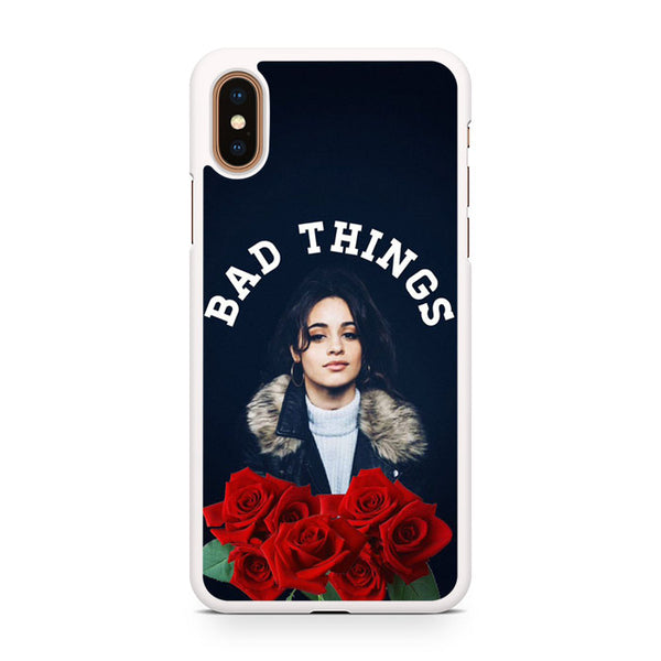 Camila Cabello Bad Things iphone case